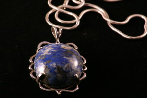 Earth Chilean Lapis Lazuli