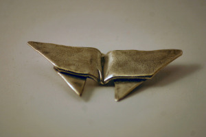 Origami in Silver Clay 2